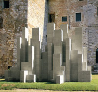 Irregular Tower (Val d'Elsa), 1997