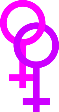 Symbol of the Lesbian Movement