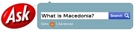 What is Macedonia (asking www.ask.com)