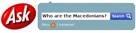 Who are the Macedonians? (asked in ASK.COM)