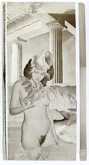 Κολλάζ (2) του Οδυσσ�α Ελύτη