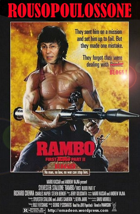 Mr. BLOGO-RAMBO THEO ROUSSOPOULOSSONE