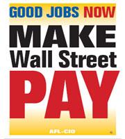 Make Wall Street Pay