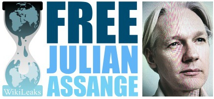 Free Julian Assange (click to support)