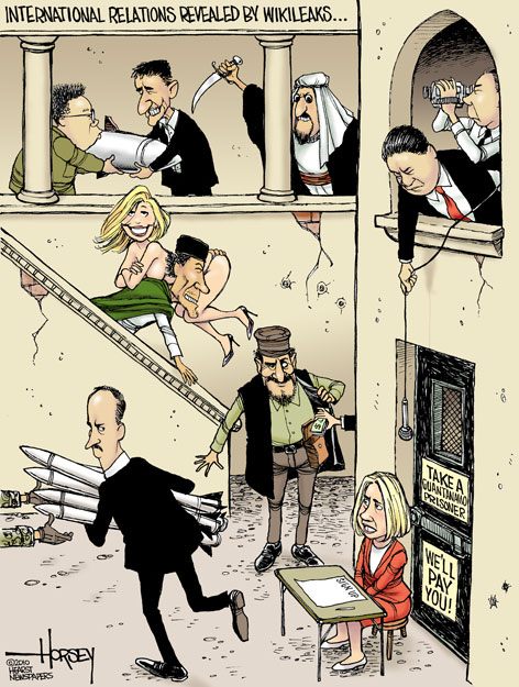 WikiLeaks shows how the business of international relations is really conducted.