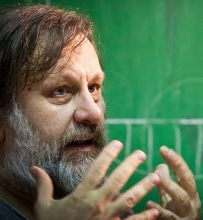 Zizek in Athens, 19-12-2010