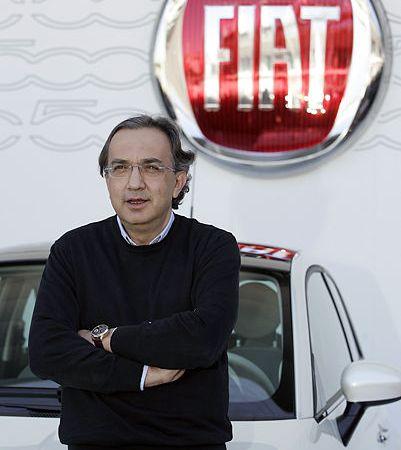 """Ο """"αλάθητος Μεσσίας της Fiat"""" Sergio Marchionne"""