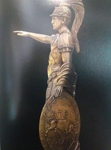 Το έμβλημα ενός... Ελληνοπρεπούς Νεο-ναζί