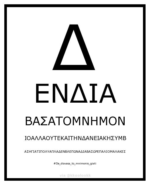 Πίναξ Υπογραφομνημονιακής Οφθαλμιατρικής