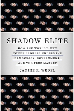 Shadow Elite (book cover)