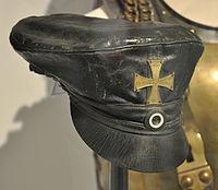 Σιδηρούς Σταυρός σε γερμανικό πηλίκιο 19ου αιώνα