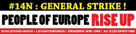 General Strike Logo