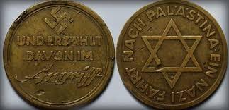 αναμνηστικό μετάλλιο του Von Mildenstein