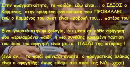 Ανεξάρτητοι Έλληνες - Προεκλογικό σπότ 2015b